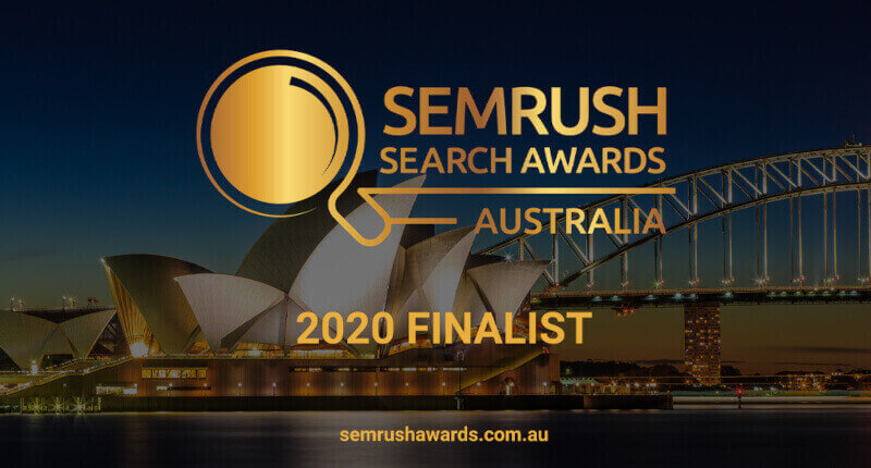 loans.com.au finalist for Australian Search Award